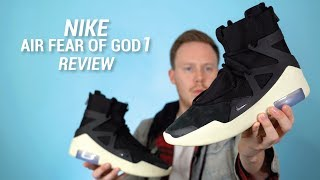 Download Mp3 Nike Air Fear Of God 1 Review & On Feet