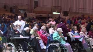 lourdes closing mass 3 featuring cjm music and friends