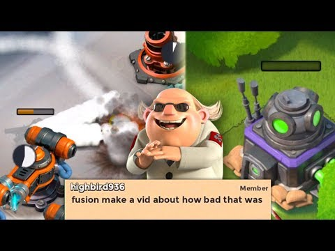 MOST Boom Beach Fails in ONE Video!