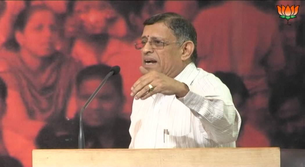 Speech of Sh. Swaminathan Gurumurthy on Globalization & Indian Society: 20.10.2012