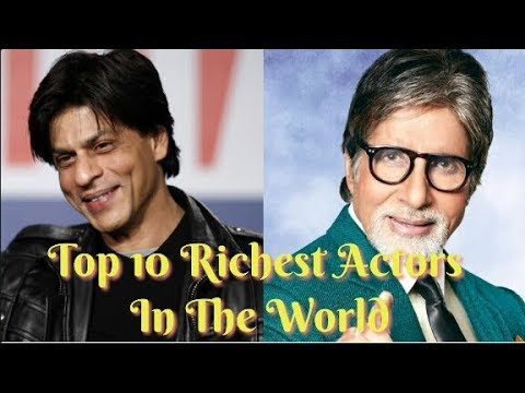 richest actor in the world 2018 - Myhiton