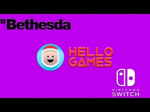 Erik Kain From Forbes And I Discuss Hello Games, Bethesda And Nintendo Switch