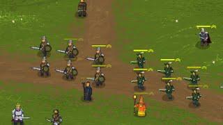 Royal Warfare Walkthrough