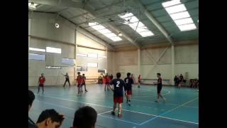 Vieux Gaulois vs ULA Polideportivo