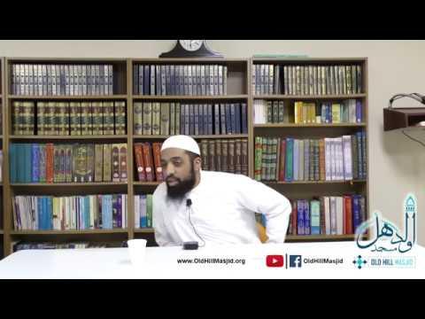 The Day Of Judgement    Ustadh Semir Said