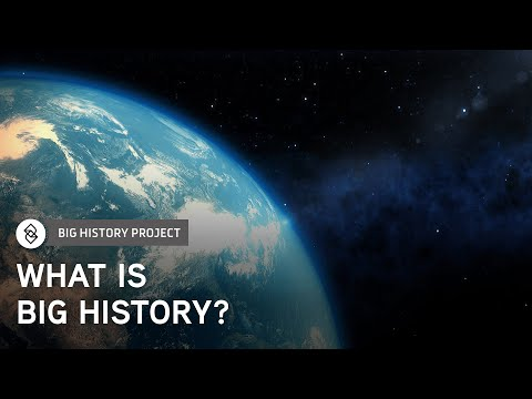 What is Big History? | Big History Project