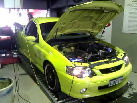Bpt Motorsport Supercharger Kit On Ba Xr8 260 Modular Youtube