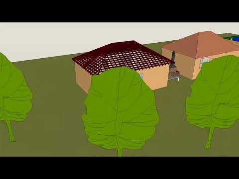 Дом на продажу, анимация Краснодарский край Апшеронск