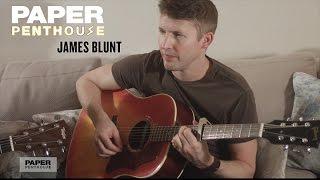 Paper Penthouse: James Blunt Sings