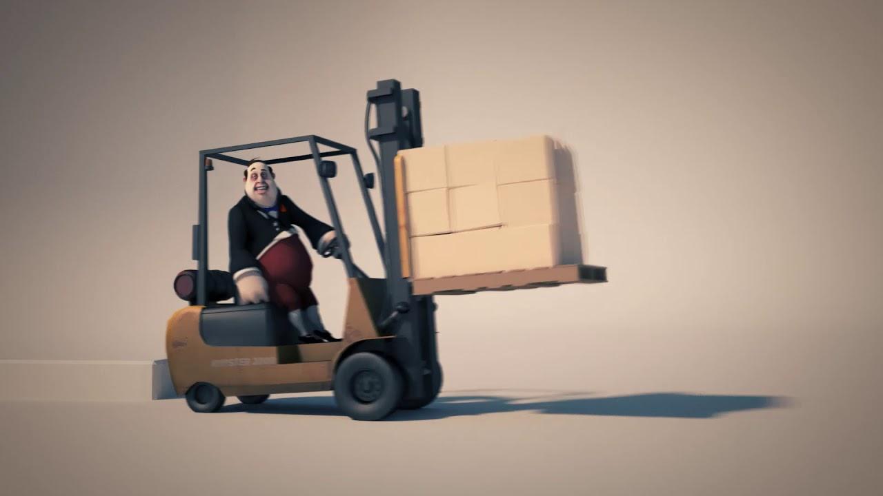 Forklift safety animation youtube forklift safety animation 1betcityfo Gallery