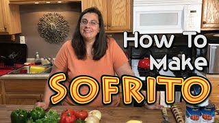 How To Make Sofrito