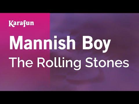 Karaoke Mannish Boy - The Rolling Stones *