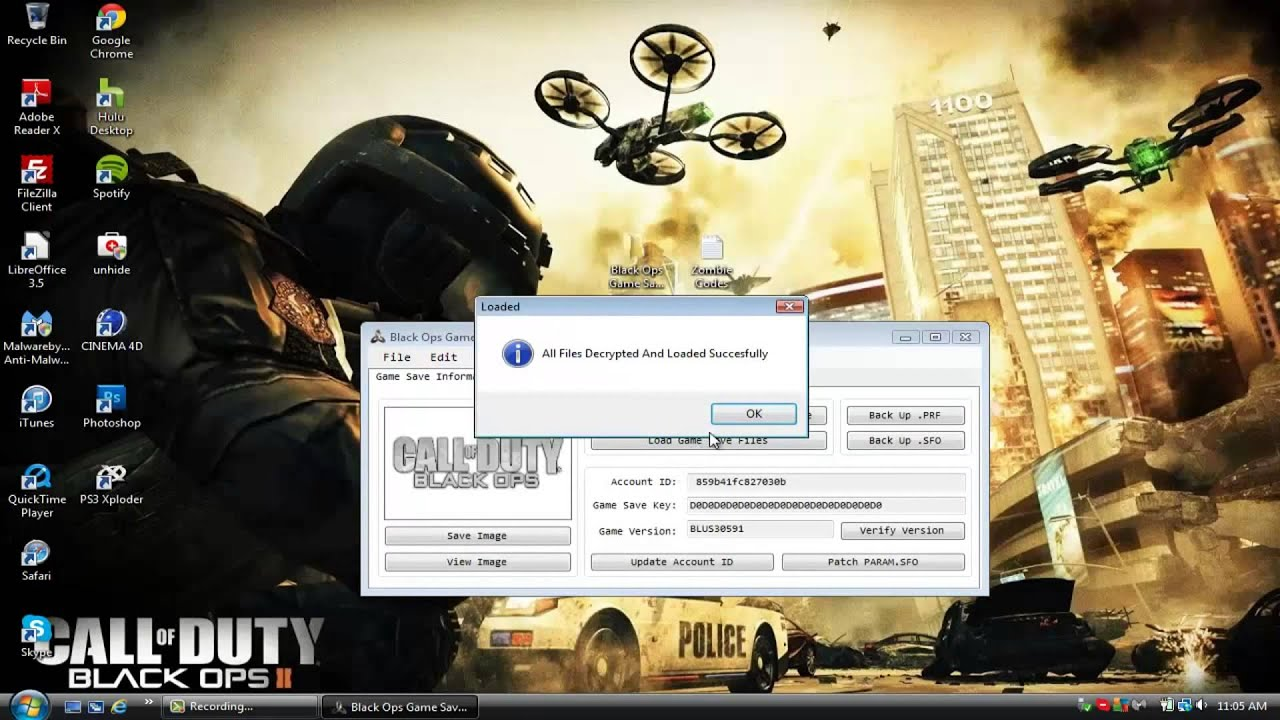 Red Eye Black Ops Game Save Editor Download