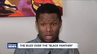 Black Panther creating buzz in Buffalo