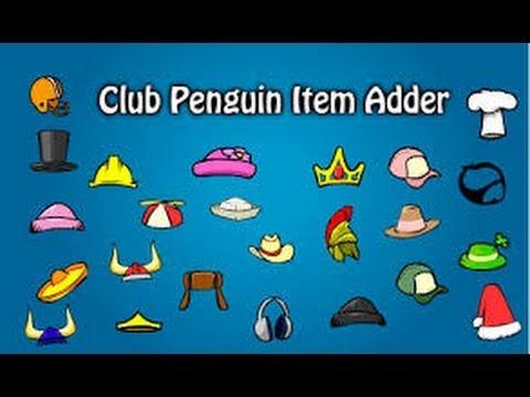 Club Penguin Item and Furniture Adders! (Cheat)
