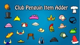 Club Penguin Item and Furniture Adders! ...