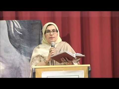 CLF  GHAZAL ANSARI At Allama Iqbal Day  4rth May 2013 Oldham
