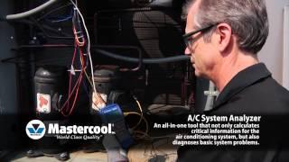Mastercool AC System Analyzer