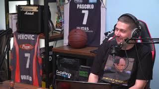 BLOK po BLOK #6 - Džile i Srđan | gost Saša Pavlović | Analiza Killian Hayes | NBA Play Off
