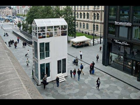 TIKKU Micro apartment  | Marco Casagrande | Helsinki, Finland | 37.5 m2 | HD