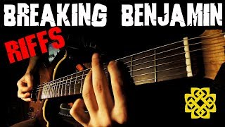 TOP 10 BREAKING BENJAMIN RIFFS