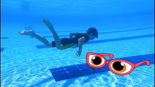 Ce a scapat mama in piscina   Bogdan o salveaza   Sketch Bogdan Show
