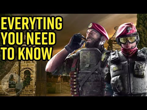 5 Things About Operation Para Bellum YOU Need To Know - Rainbow Six Siege | The Leaderboard