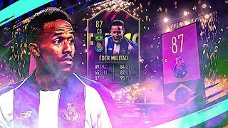 Future Star Eder Militao (87) Player Review - Fifa 19 Ultimate Team