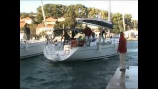 Docking Boat at Bura Wind