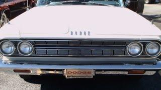 1964 Dodge 880 Convertible Wht ZH110912
