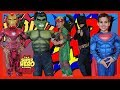 Super Hero Costumes: Ironman, Hulk, Ninja Turtle, Batman, Superman, , Spiderman, and More