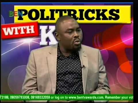 Nigerian Corruption: EFCC Is On Top of Its Game - Uwujaren Wilson @officialefcc Spokesperson