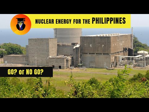 Nuclear Energy in the Philippines - GO? or NO GO?