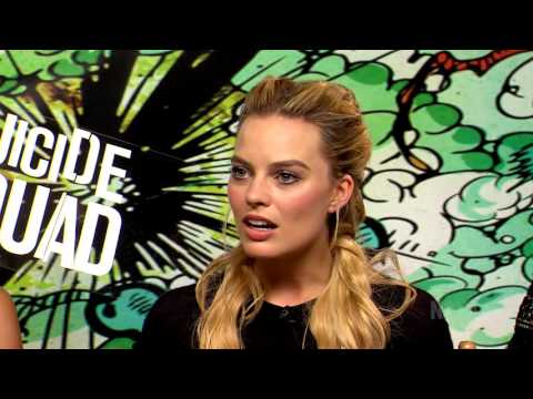 The truth behind Margot Robbie's Suicide Squad costume