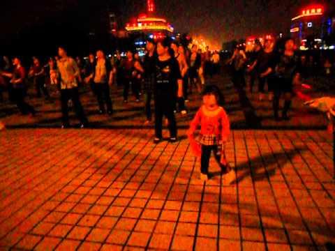Chaohu  cha cha dance