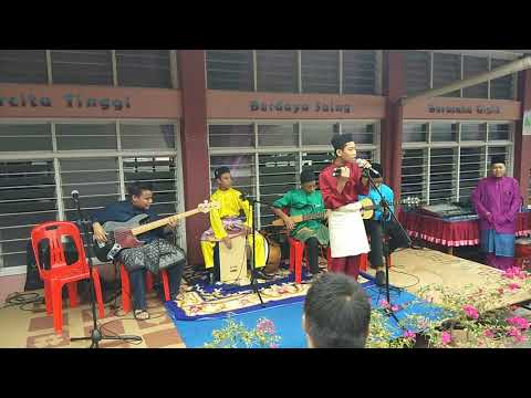 Teruna Dara cover version by Kugiran QATAS Sekolah Seni Malaysia Perak..