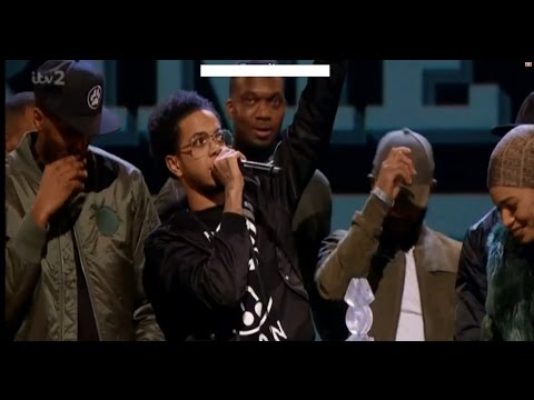 MoboAwards  WHAT NOW BUZGY? CHIP WON GRIME ACT    REACTION