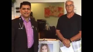 Ernie Lost 82 Pounds in 4 1/2 Months - Lifestyle Physicians,LLC