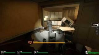 Left 4 Dead - Developer Commentary Map 1 (Part 1)