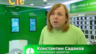 """Кировские бизнесмены переходят на городской номер """"МегаФон""""."""