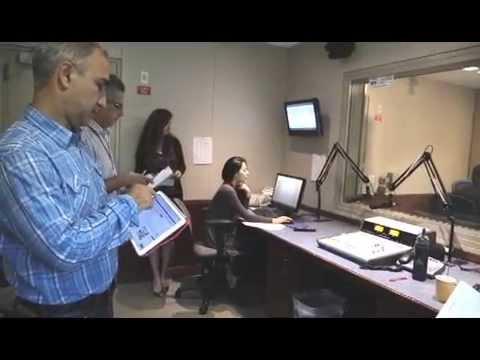 KIRN Radio Iran 670 am Los Angeles Newsroom