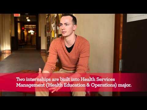 Internships: Health Services Management Majors