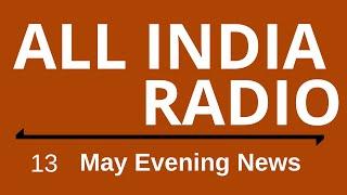 Evening News 13 May