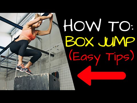 How To Box Jump For Beginners (WODprep Progression)
