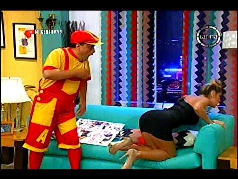 El Especial del Humor: GRACE BECERRA y ARTURITO 04/10/14