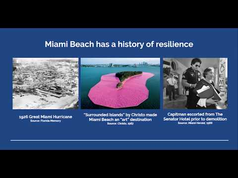 Historic Resources as Green Infrastructure: Advancing Miami Beach's Sustainable Development
