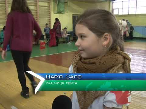 ObjectivTv: У Харкові відбулось новорічне свято у баскетбольному стилі