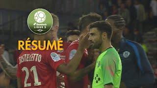 Stade Brestois 29 - Paris FC ( 1-1 ) - Résumé - (BREST - PFC) / 2018-19