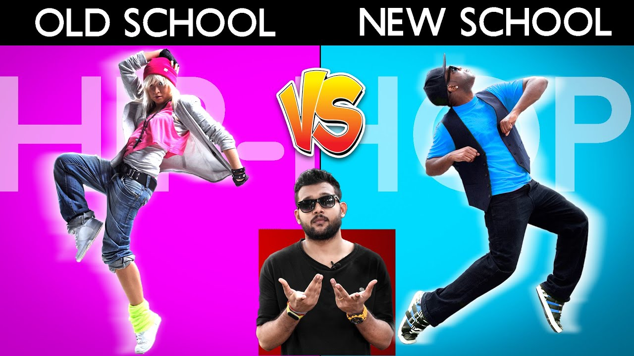 What is Old School Dance and New School Dance?  Meaning, History, Music   In Hindi