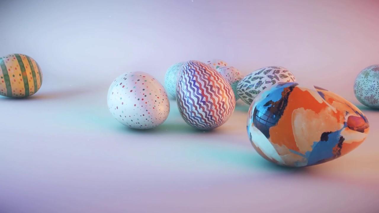 Easter Greetings Video